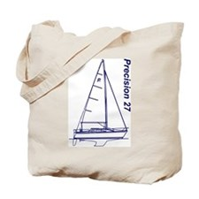 Precision 27 Tote Bag