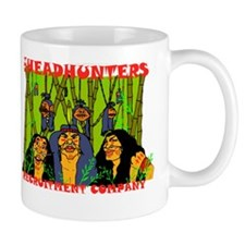 Headhunters Small Mug