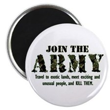 Join the Army Magnet