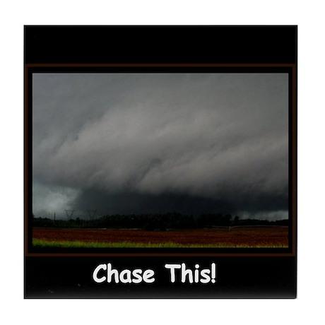 Alabama Tornadoes Tile Coaster