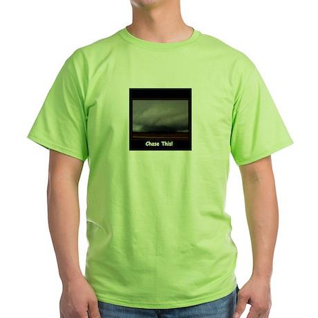 Alabama Tornadoes Green T-Shirt