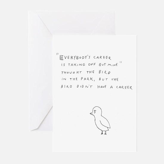 Park Bird Greeting Cards (Pk of 10)