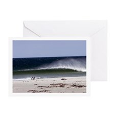 Cool Falklands penguin Greeting Cards (Pk of 10)