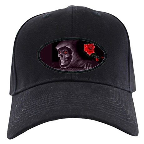 The Heart Of Darkness Baseball Cap by bobbis_book