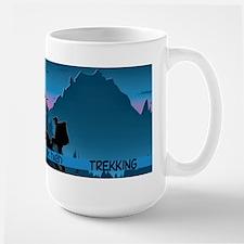 Trekking Large Mug