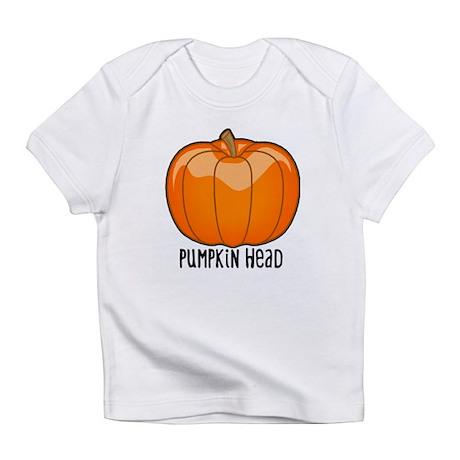 Pumpkin Head Infant T-Shirt