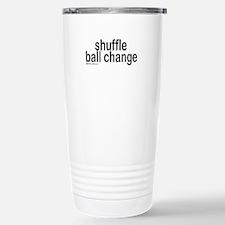 Tap dance 16 oz Stainless Steel Travel Mug