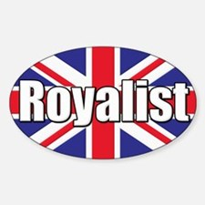 Royalist Decal