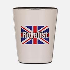 Royalist Shot Glass