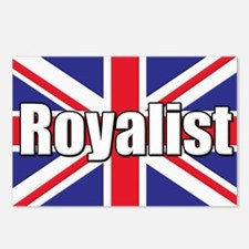 Royalist Postcards (Package of 8)