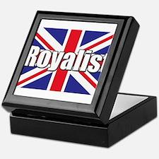 Royalist Keepsake Box