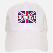 Royalist Baseball Baseball Cap