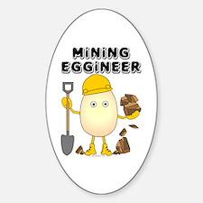 Mining Eggineer Decal