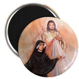 Divine mercy Magnets
