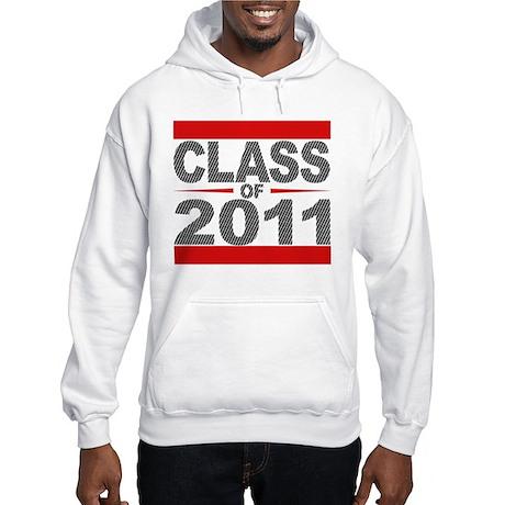 Class of 2011 - Classic Hooded Sweatshirt