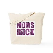 Moms ROCK Tote Bag
