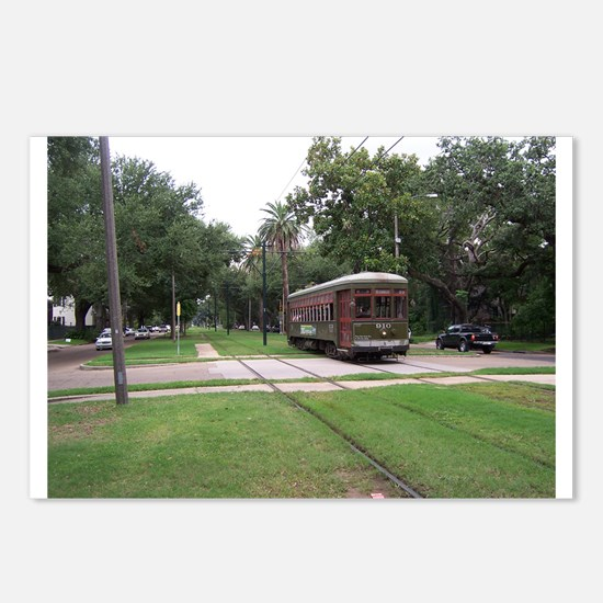 Streetcar 3 Postcards (Package of 8)