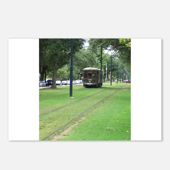 Streetcar 4 Postcards (Package of 8)