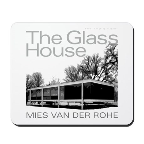 Glass Mousepad