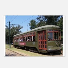 Streetcar 6 Postcards (Package of 8)