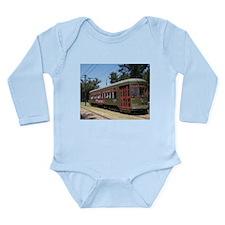Streetcar 6 Long Sleeve Infant Bodysuit
