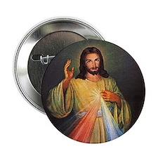 Divine Mercy 1 Button