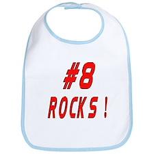 8 Rocks ! Bib