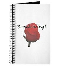 """Break a Leg"" Autograph Book"
