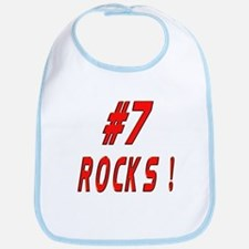 7 Rocks ! Bib