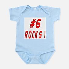6 Rocks ! Infant Creeper