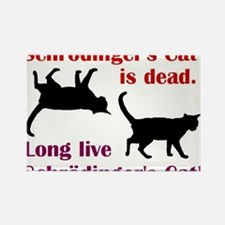 Schrodingers Cat Magnets