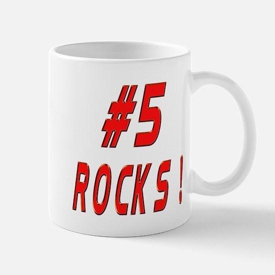 5 Rocks ! Mug