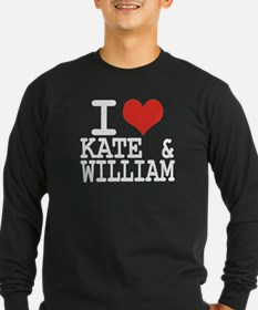 I LOVE KATE and WILLIAM T