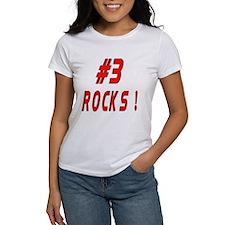 3 Rocks ! Tee