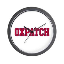 Oxpatch Wall Clock