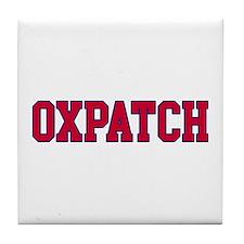 Oxpatch Tile Coaster