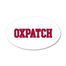 Oxpatch 22x14 Oval Wall Peel