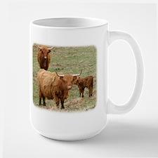 Highland Cattle 9Y316D-017 Mug