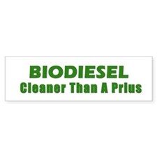 BIODIESEL Cleaner Than A Prius