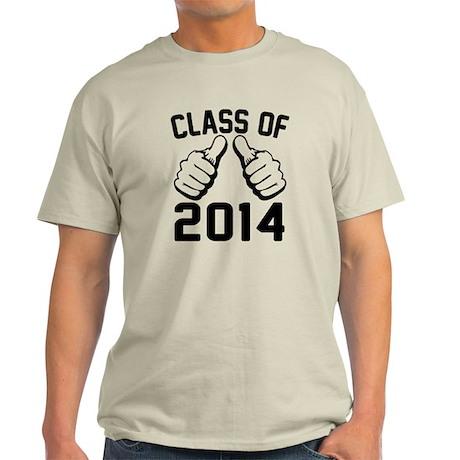 I Am Class of 2014 Light T-Shirt