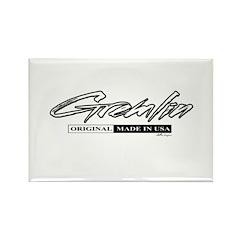 Gremlin Rectangle Magnet (100 pack)