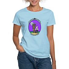 Goth Hula Girl T-Shirt