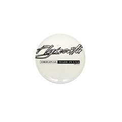 Plymouth Mini Button (100 pack)
