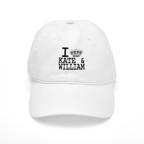 KATE and WILLIAM CROWN Cap