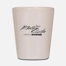 Monte Carlo Shot Glass