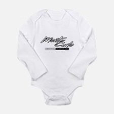 Monte Carlo Long Sleeve Infant Bodysuit