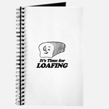 It's time for loafing - Journal