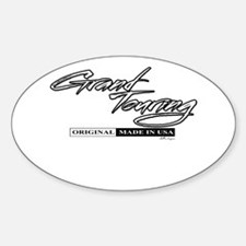 Grand Touring Decal