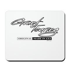 Grand Touring Mousepad