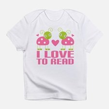 Ladybug I Love To Read T-Shirt